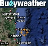 Latest HMAS Brisbane Weather Forecast